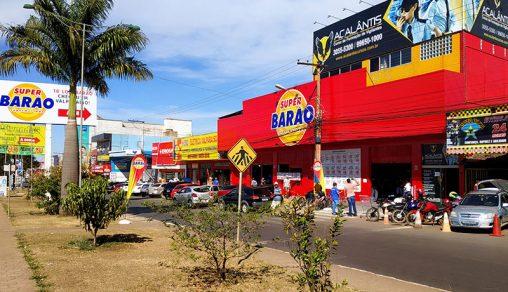 Super Barão Loja de Valparaíso